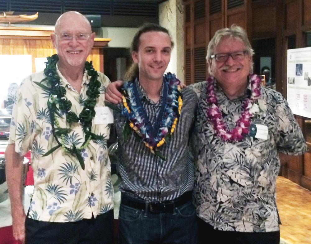 Brent Tully, BJ Fulton, Gunther Hasinger