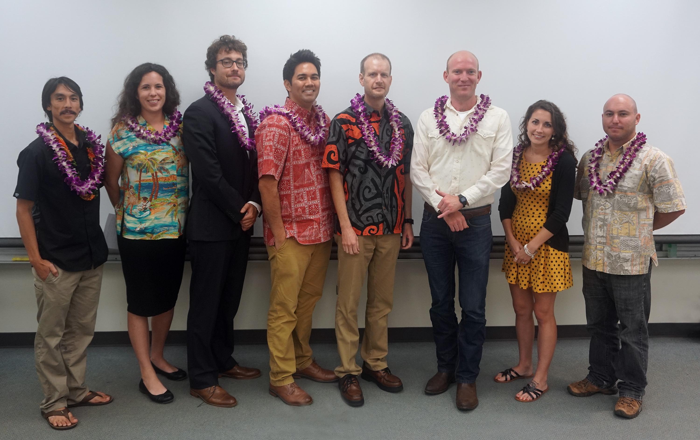 ARCS Honolulu Chapter's 2018 ARCS Scholars