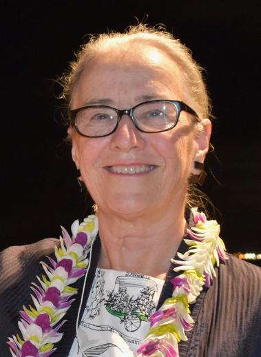 Dr. Margaret McFall-Ngai headshot