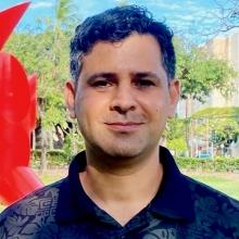 Khaldoon Ishmael headshot