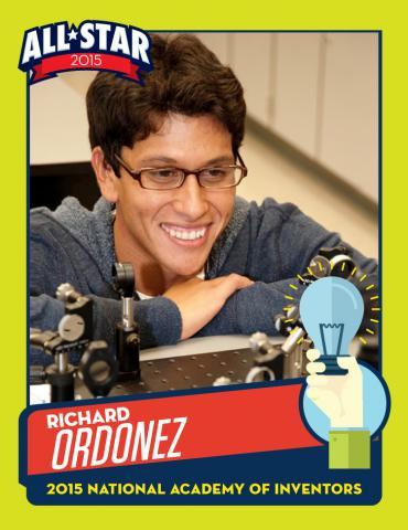 Richard Ordonez All Star card