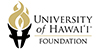 University of Hawaii Foundation torch logo